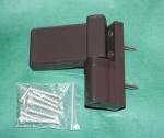 Петля дверная аналог Dr. Hahn КТ-N коричневая