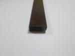 Профиль москитный рамный 25 мм коричневый