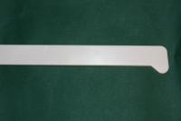 Накладка на подоконник 480/30 (LDS 30) белая