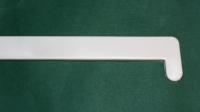 Накладка на подоконник 480/40-М (Витраж) белая