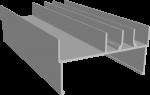 C640/03L Профиль рамы боковой, облегчённый