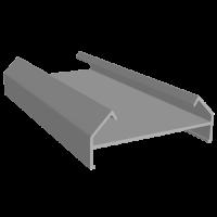 C640/52 Переходник к трубе 50 мм