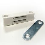 Магнитный держатель для москитных дверей (белый)