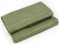 Мешок полипропиленовый зеленый, 55х95