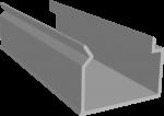 P400/31X Штапик под стекло 5 мм