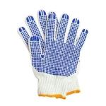 Перчатки ХБ 10 класс с ПВХ нанесением (3 нити)