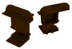 Штульповая заглушка 1740 (art. K 734) коричневая