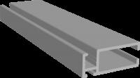 SLID/50X Профиль москитной сетки рамный