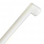 Соединитель подоконника 600 мм, белый